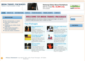 indiatravelpackages.co.in