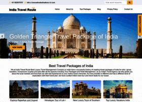 indiatravelroute.com