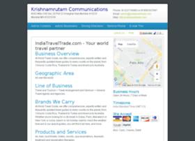 indiatraveltrade.com