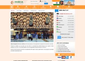 indiavisacorp.com