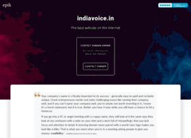 indiavoice.in
