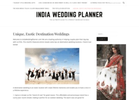 indiaweddingplanner.com