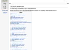 indiawiki.org