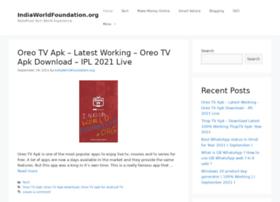 indiaworldfoundation.org