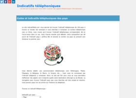 indicatifs-telephoniques.net