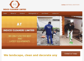 indicocleaners.com