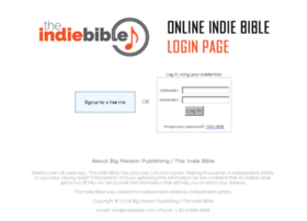 indiebible.lwcr.com
