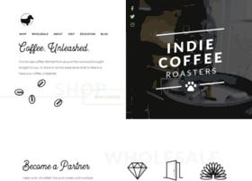 indiecoffeeroasters.com