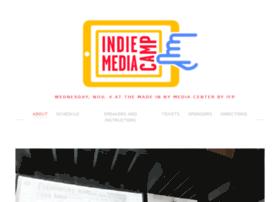 indiemediacamp.com