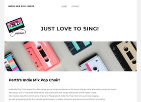 indiemixpopchoir.com
