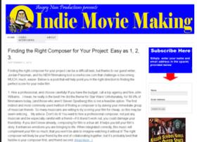 indiemoviemaking.com