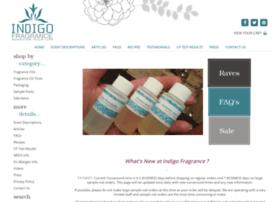 indigofragrance.com