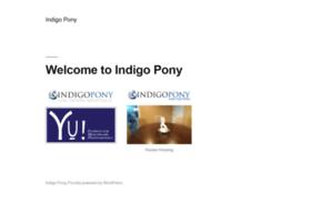 indigopony.net