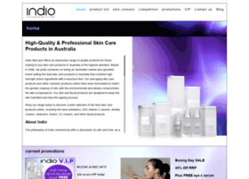 indio-skincare.com