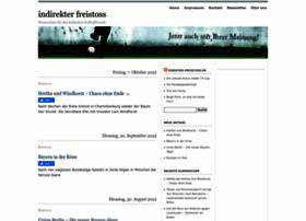indirekter-freistoss.de