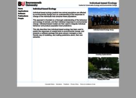 individualecology.bournemouth.ac.uk