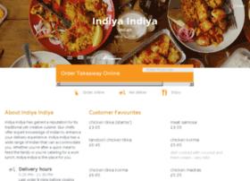 indiyaindiya.co.uk