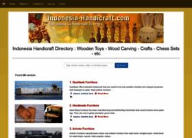 Indonesia-handicraft.com