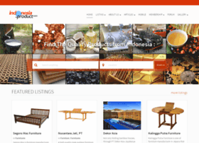 indonesia-product.com