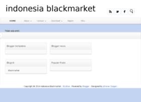 indonesiablackmarket.com