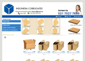 indonesiacorrugated.com