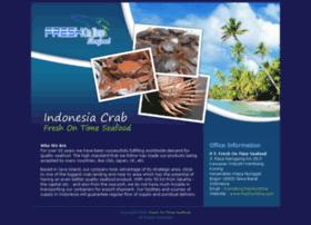 indonesiacrab.com
