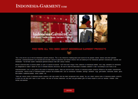 indonesiagarment.com