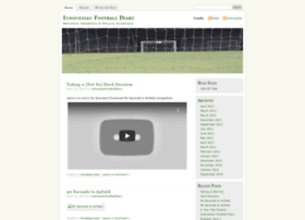 indonesianfootballdiary.wordpress.com
