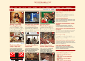 indonesianpapist.com