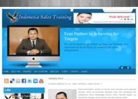 indonesiasalestraining.com