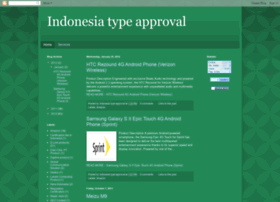 indonesiatypeapproval.blogspot.com