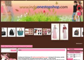 indoonestopshop.com