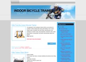 Indoor-bicycletrainer.blogspot.com