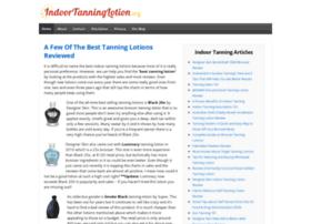 indoortanninglotion.org