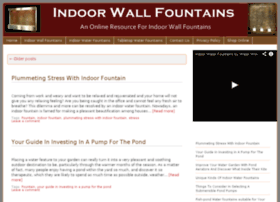 indoorwallfountain.net