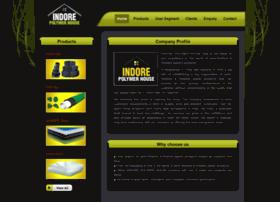 indorepolymer.com