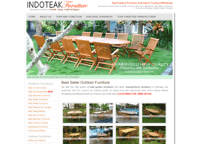 indoteakfurniture.com