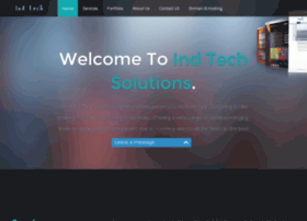 indtechsolutions.in