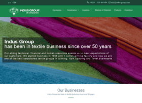 indus-group.com