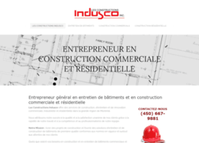 indusco-construction.com