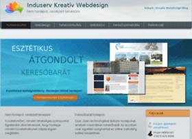 induserv-webdesign.hu