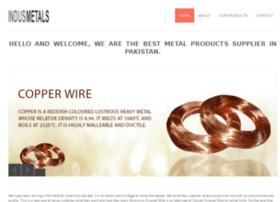 indusmetals.com.pk