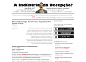 industriadadecepcao.wordpress.com