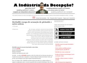 industriadadecepcao.wordpress.com