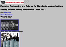 industrial-electronics.com