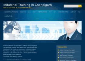 industrial-training-chandigarh.com