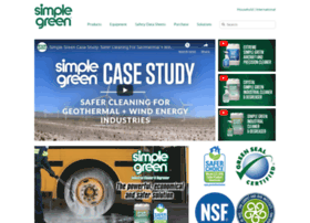 industrial.simplegreen.com