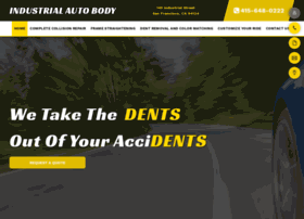 industrialautobody.com
