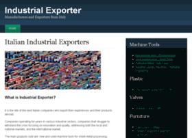 industrialexporter.com