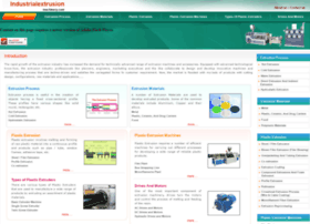 industrialextrusionmachinery.com
